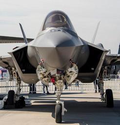 Le Pentagone interrompt la livraison des F-35 en raison d'un conflit financier