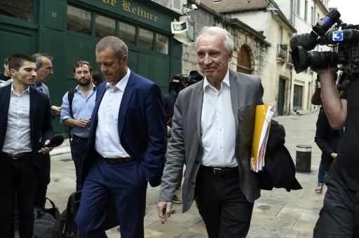 Affaire Grégory: les requêtes en nullité des mises en examen devant la justice