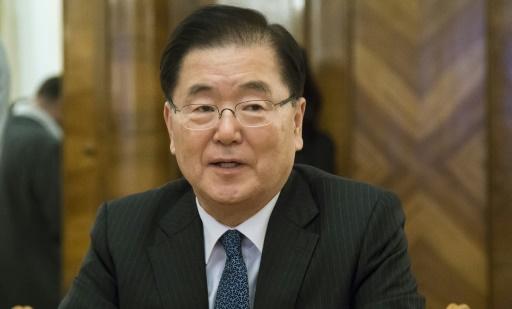 Corée du Sud: un haut responsable à Washington avant les sommets avec le Nord