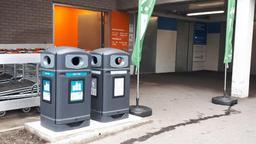Colruyt va équiper 220 parkings de magasins pour lutter contre les déchets sauvages