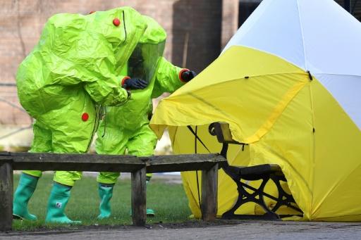 Skripal: l'OIAC confirme la thèse de Londres sur l'identité du poison