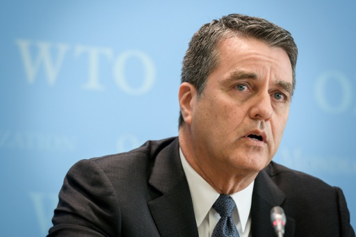 Le protectionnisme menace l'embellie du commerce mondial, selon l'OMC