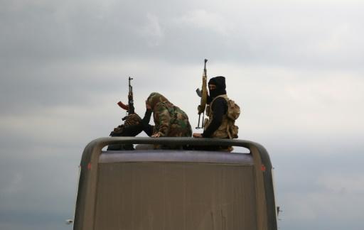 Les derniers rebelles abandonnent la Ghouta, importante victoire du régime