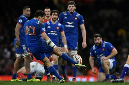 XV de France: Afrique du Sud, Argentine et Fidji en novembre