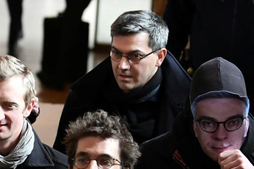 Julien Coupat et Yildune Lévy relaxés — Procès Tarnac