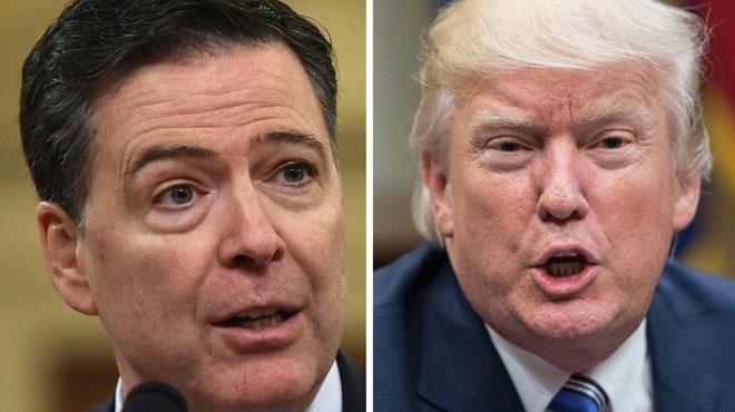 Les révélations de l'ex-patron du FBI font frémir tout l'entourage de Trump: