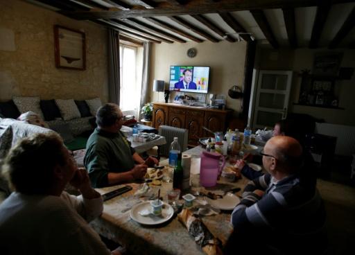 6,4 millions de téléspectateurs pour Macron au 13H de TF1