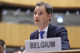 La Belgique fait passer le budget humanitaire pour la RDC à 25 millions d'euros
