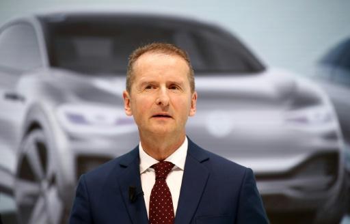 Volkswagen: nouveau patron et nouvelle structure pour se désembourber du dieselgate