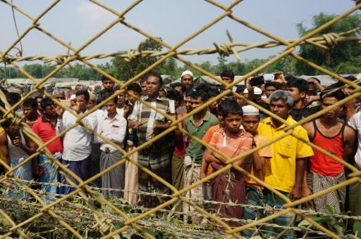 La Birmanie inquiète d'une éventuelle enquête de la CPI sur les Rohingyas