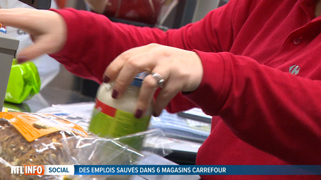 Plan de restructuration de Carrefour: de nombreux emplois pourraient être sauvés, deux magasins maintenus