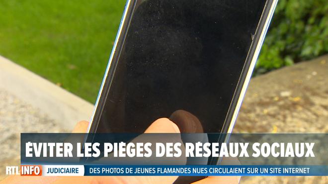 Des photos et vidéos pornographiques de jeunes filles belges partagées sur un site internet: comment protéger vos enfants?