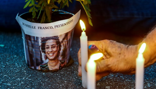 Amnesty international somme le Brésil d'élucider l'assassinat de Marielle Franco