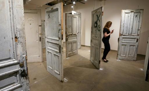 Plus de 500.000 dollars pour les portes du mythique Chelsea Hotel de New York