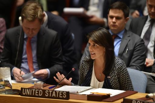 Syrie: Washington assure avoir la