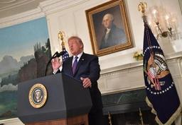 Conflit en Syrie - Donald Trump annonce une action militaire menée avec Londres et Paris