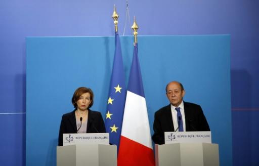 Syrie: la France prête à travailler à la relance du processus politique