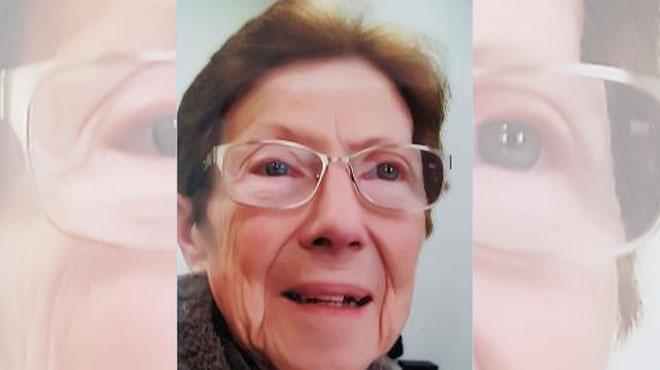 Nicole a disparu à Mont-Saint-Guibert: l'avez-vous vue?