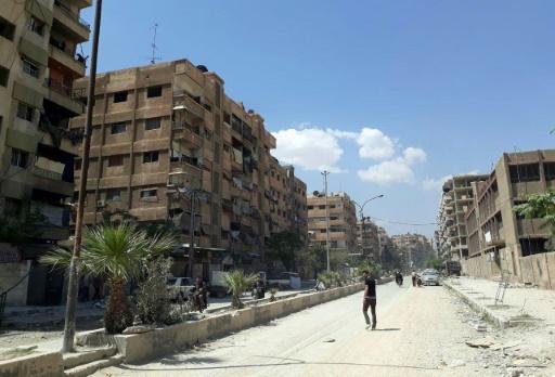 L'armée syrienne annonce la reprise totale de l'enclave rebelle dans la Ghouta