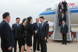 Tensions avec la Corée du Nord - Kim Jong Un appelle à renforcer les liens avec la Chine