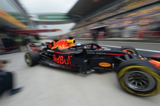 GP de Chine: Ricciardo (Red Bull) s'offre un succès inattendu