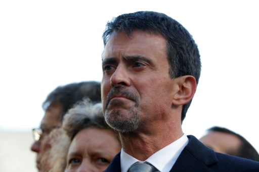 Syrie: Valls