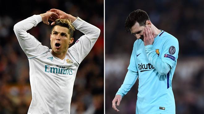 La vidéo qui montre l'ÉNORME différence entre Cristiano Ronaldo et Messi