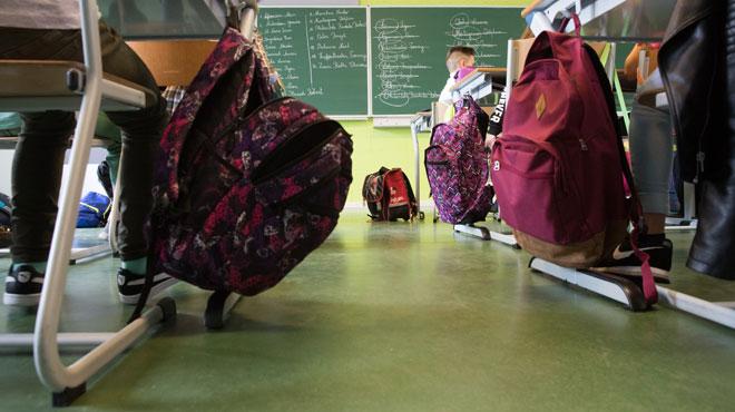 Allonger la formation des profs pourrait coûter plus d'un milliard d'euros