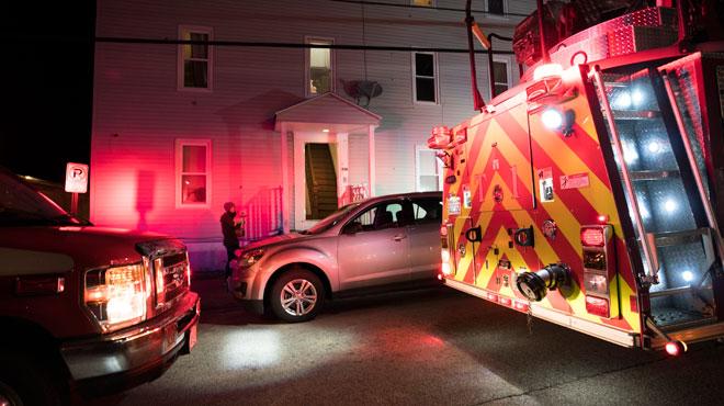 Blegny: une quarantaine de pompiers suite à une fuite d'ammoniac dans une boulangerie