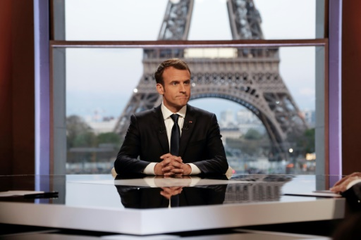 Les principales déclarations de Macron sur BFMTV/RMC/Mediapart
