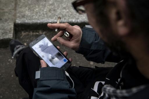 Le téléphone portable, objet