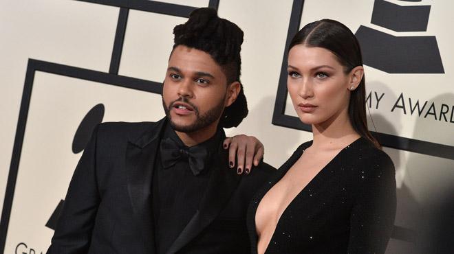 The Weeknd et Bella Hadid aperçus très PROCHES au festival de musique de Coachella