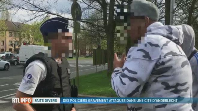 Jets de pierre sur des policiers dans le Peterbos, cité sensible d'Anderlecht: bientôt un commissariat de quartier