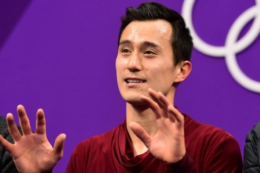 Patinage artistique: le Canadien Patrick Chan, triple champion du monde, s'arrête