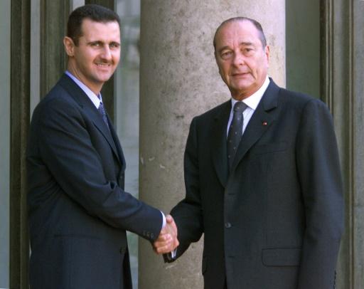 France: procédure de retrait de la Légion d'honneur à Bachar al-Assad