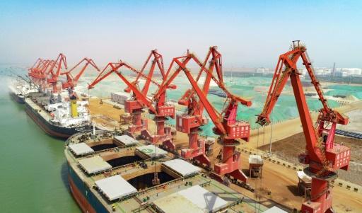 Chine: la croissance se stabilise, dopée par la consommation