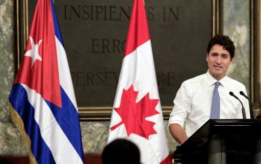 Migraines suspectes: le Canada rapatrie les familles de ses diplomates à Cuba