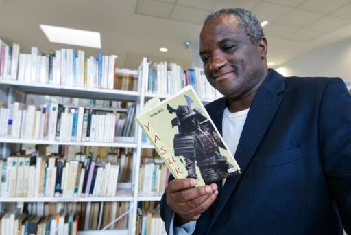 Le Franco-Ivoirien Serge Bilé, écrivain du