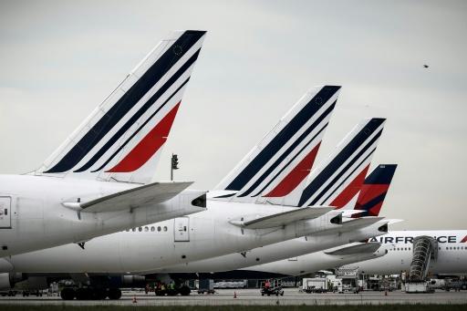 Grève à Air France: 70% des vols assurés mercredi, davantage de long-courriers