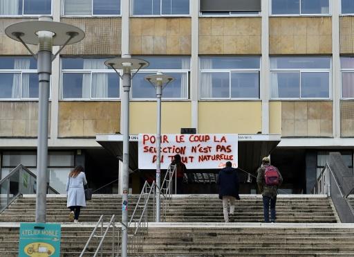 Nancy: trois étudiants saisissent la justice pour obtenir le déblocage du campus
