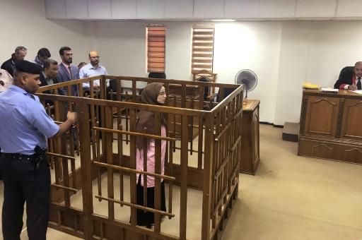 Irak: une jihadiste française condamnée à la perpétuité