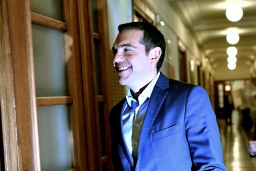 Grèce: Tsipras se dit confiant quant à la fin de