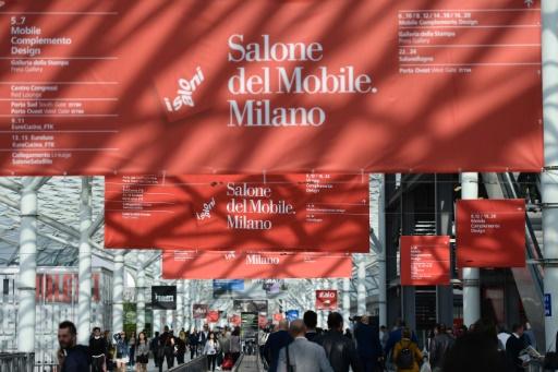 Milan a rendez-vous avec le design jusqu'à dimanche