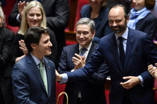 Plaidoyer de Trudeau à l'Assemblée pour la ratification du CETA