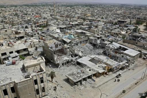 Pour les experts de l'OIAC, mission quasi-impossible à Douma