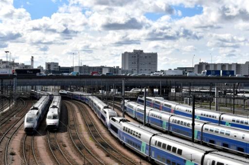 Grève à la SNCF mercredi: un TGV sur 3 circulera, 2 TER et Transiliens sur 5