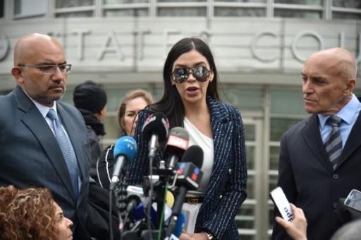 L'épouse d'El Chapo dénonce les conditions de détention du narcotrafiquant