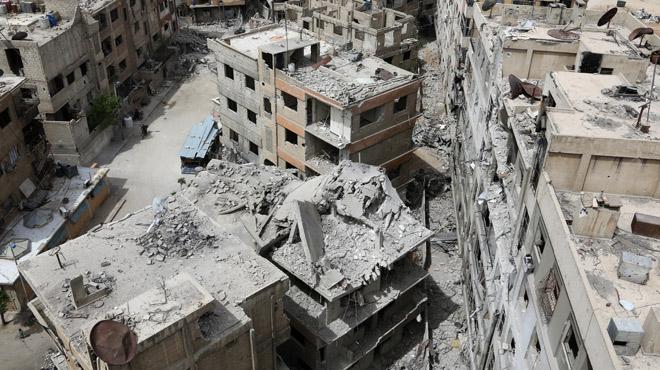 Les douanes belges ont-elles accepté le passage d'un composant d'armes chimiques vers la Syrie?