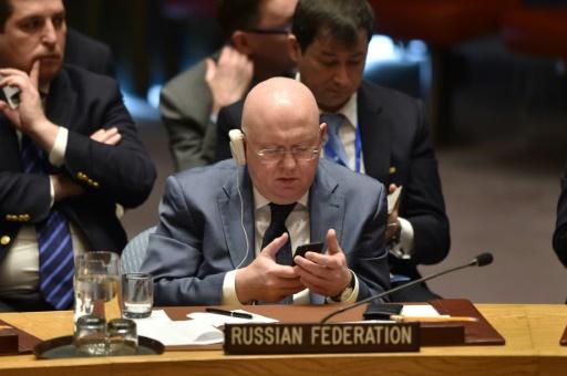 Résolution Syrie à l'ONU: critiques russes,