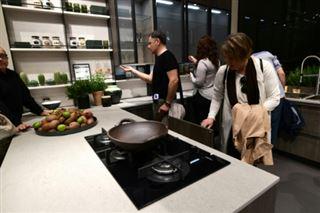 Les Italiens, rois des cuisines et pas seulement dans l'assiette
